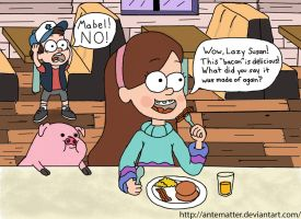 Mabel's Greatest Mistake by Antematter