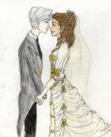 Jem and Tessa Wedding by Applenoob45