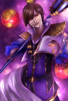 Guo Jia by MightySnow