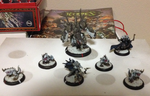 Completed Army at 15 Points by GlassRabbit