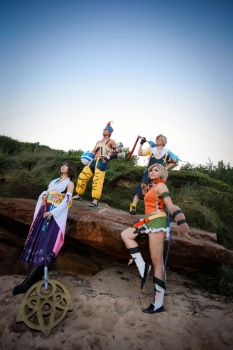 FFX: This is our Story by Astellecia