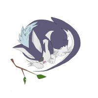 Puppy Repede by BluAzure