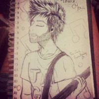 Jack Barakat by i-are-Echo
