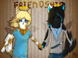 What friendship is by BlackStar-wa
