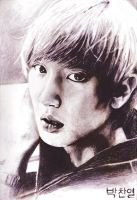 Chanyeol by DustRabbit