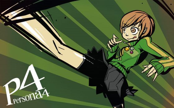 persona 4_chie. by prince-of-cake
