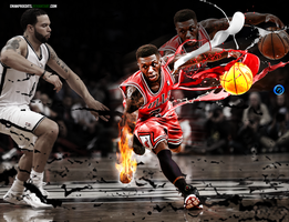 Nate Robinson Wallpaper by emanproedits