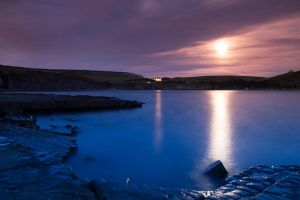 Blue Dawn by ACPhotography