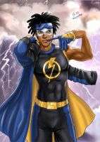 Static Shock by Autumn-Sacura