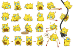 So Much JOLTIK - Color by cartoonjunkie