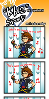 KH2 Spoof: mickeWhy by jojo56830