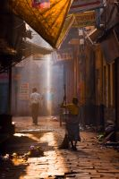 Varanasi Morning by Stilfoto