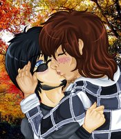 :BL: Gabriel and Saemus by Innuo
