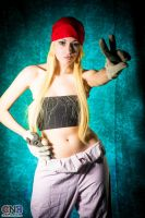 Winry Cosplay 7 by pink-hika