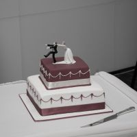 The Cake of no escape by waznitch