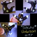 Shiny Umbreon by hamner