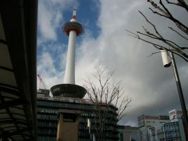 Kyoto Tower Hotel by mahoujirou
