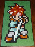 Chrono Trigger Quilt by quiltoni