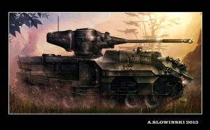 OAV-893 IFV by BlackDonner