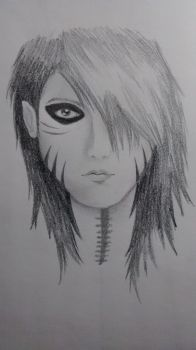 Ashley Purdy by darkshadowlink1