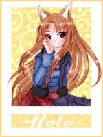 Spice and Wolf - Holo by ChibiSalLina