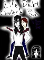 Life Debt Chapter 1 The Deal Cover Page by LonelyVioletLacey