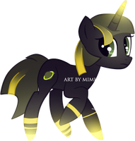 Pony Adoptable 10 [closed] by MimiPony