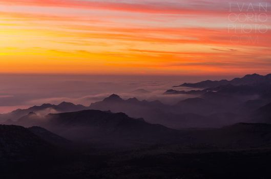 Mist from the by ivancoric