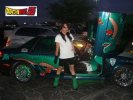 Me and my Car by ArGe