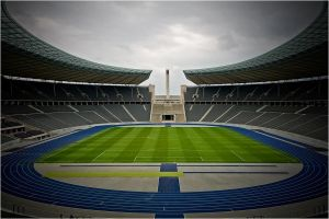Olympic Stadium by Dr007