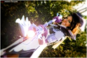 Aion_Elyos_Chanter by Tamiyo-Cosplay