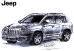 Jeep Compass SUV by toyonda