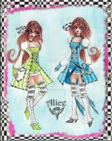 Alice design by angelicetherreality