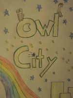 Owl city by Pinkytheeevee