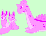 Lapras So Fits In. by Lexxi-Rose
