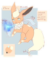 Flare Reference Sheet by flaries