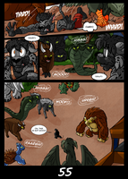 The Cats 9 Lives 6 - The Island of Dr. Morrow Pg55 by GearGades