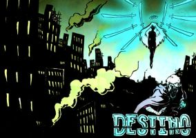 Destino cover by pocketm0use