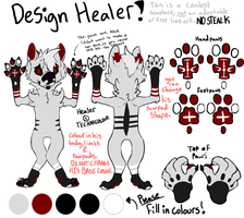 Healer Design by jiskii
