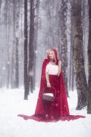 red riding hood by Snowfall-lullaby