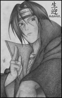 ITACHI - The Commission for Nanami09 by LucasTsilva