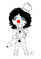 RED NOSE DAY PORTRAITS - DONATE FOR YOURS! by AnzennaArtz
