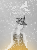 Gyaru is a witch - cell bg 3 by milkiestars
