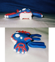Kyogre by MarshmallowInvader