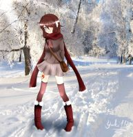 Winter is comming! by Korinichi