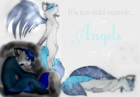 For Angels To Fly by Lexxi-Rose