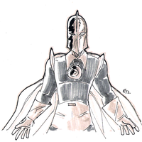 DSC 2014-09-09 Doctor Fate by theEyZmaster