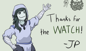Thanks for watching by ThisJPguy