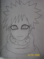 Another Little Gaara by NikkiXOdd4eva