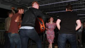 Skinny Lister by Sedition1216